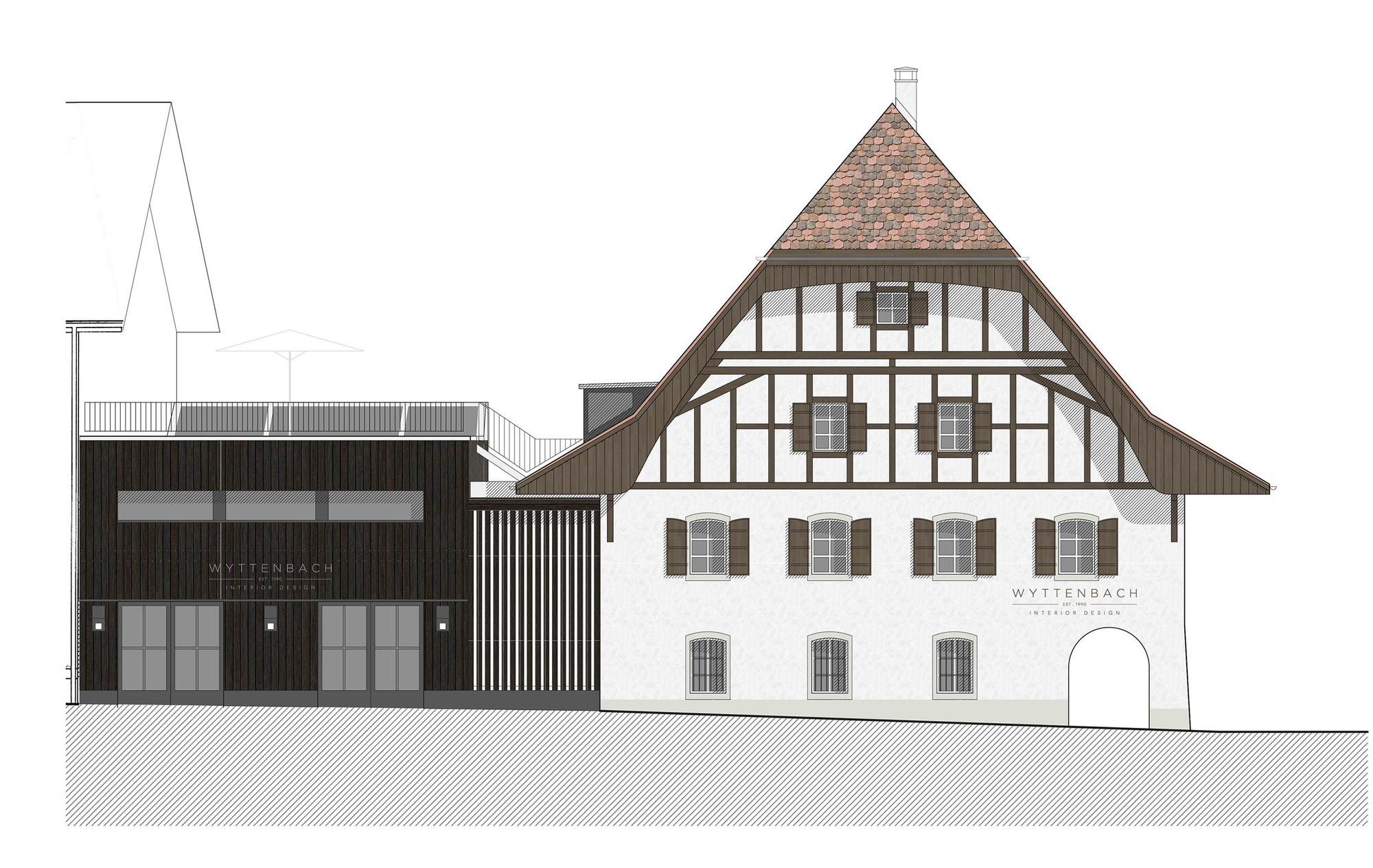 Kontakt Wyttenbach Interior Design Thun Designermöbel